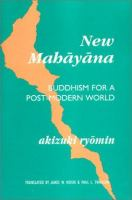 New Mahāyāna