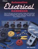 Automotive Electrical Handbook