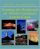 Touring The Backroads Of North Carolina's Lower Coast