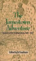 The Jamestown Adventure