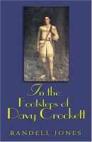 In the Footsteps of Davy Crockett