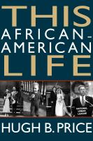 This African-American Life: A Memoir