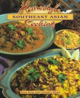 Homestyle Southeast Asian Cooking