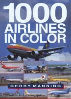 1000 Airlines in Color