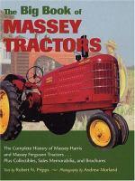 The Big Book of Massey Tractors