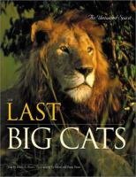 Last Big Cats