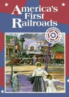 America's First Railroads