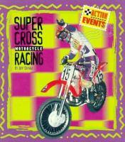 Supercross Motorcycle Racing