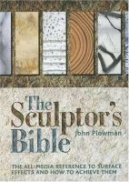 The Sculptor's Bible