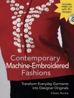 Contemporary Machine-embroidered Fashions