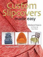 Custom Slipcovers