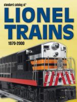 Standard Catalog of Lionel Trains