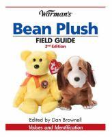 Warman's Bean Plush Field Guide
