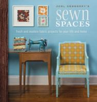 Joel Dewberry's Sewn Spaces