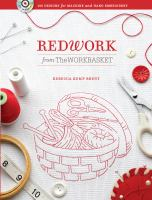 Redwork From the Workbasket