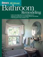 Ortho's All About Bathroom Remodeling