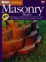 Ortho's All About Masonry Basics