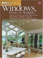 Ortho's All About Windows, Doors, and Skylights