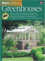 Ortho's All About Greenhouses