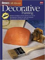 Ortho's All About Decorative Painting