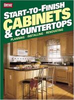 Ortho Start-to-finish Cabinets and Countertops
