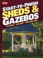 Start-to-finish Sheds & Gazebos