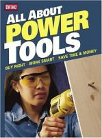 All About Power Tools