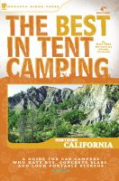 The Best in Tent, Camping Northern California