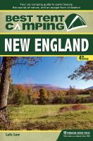 The Best in Tent Camping, New England