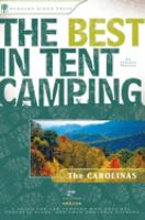 The Best In Tent Camping, The Carolinas