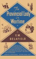 The Provincial Lady in Wartime