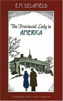 The Provincial Lady in America