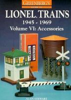 Greenberg's Guide to Lionel Trains, 1945-1969