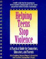 Helping Teens Stop Violence