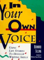 In your Own Voice