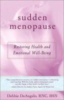 Sudden Menopause