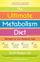 The Ultimate Metabolism Diet