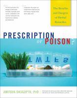 Prescription or Poison?