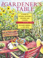 The Gardener's Table