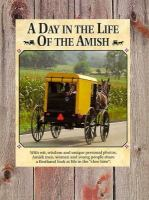 A Day in the Life of the Amish