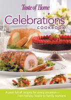 Celebrations Cookbook
