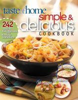 Simple & Delicious Cookbook