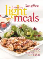Everyday Light Meals