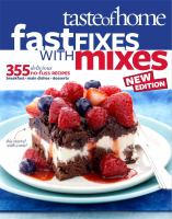 Fast Fixes With Mixes, New Edition
