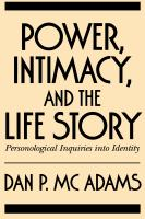 Power, Intimacy, and the Life Story