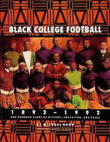 Black College Football, 1892-1992