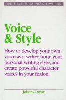 Voice & Style