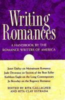 Writing Romances