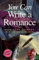 You Can Write A Romance