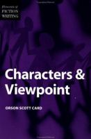 Characters and Viewpoint